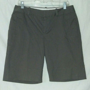 BANANA REPUBLIC Womens 10 Martin Bermuda Shorts